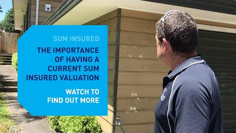 The Importance of having a current sum insured valuation
